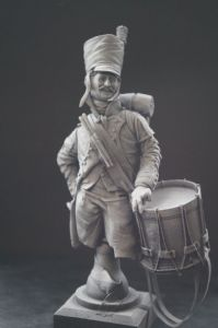 Helvetic Confederation Drummer - SALE Normal price £45